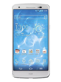 isai LGL22は格安SIMのテザリングも可能なSIMフリー化ができるauスマートフォン