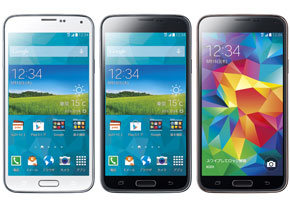 GALAXY S5 SCL23の料金検証 維持...