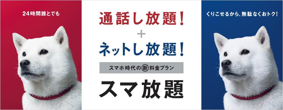 SoftBankのスマ放題、基本的な特徴
