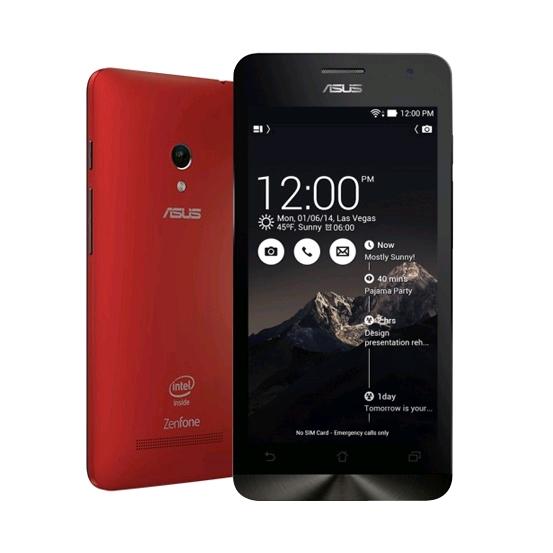 ASUSU Zenfone5のLTE版(A500)がエクスパンシスで販売開始、23000円ほどのSIMフリースマートフォン